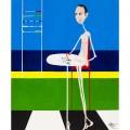 Stefano Signorelli  - 50x70 acrilico- 2011