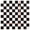 scacco matto - acrilico 100x100 -2012