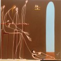 maria maddalena lava i piedi a gesu -2013-60x60 acrilico